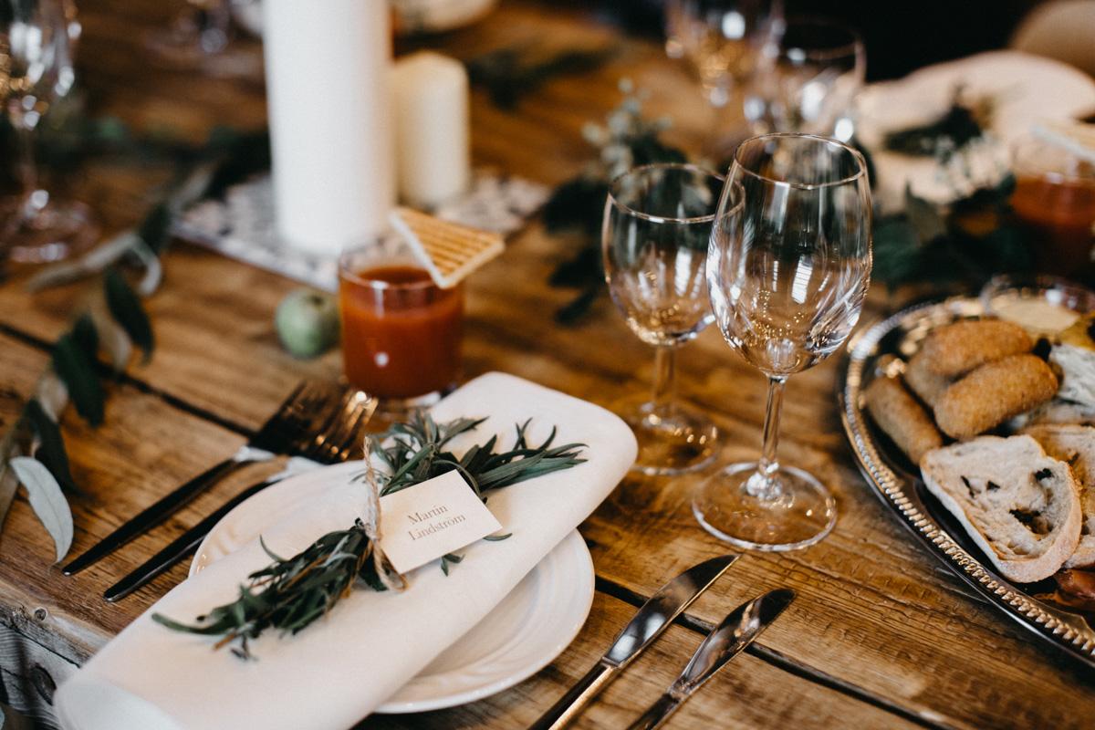 Industriální skandinávská svatba na blogu Originální Svatba