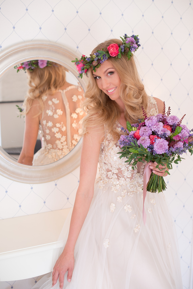 Předsvatební boudoir, který vám vyrazí dech, fotografie Lucie S, na blogu Originální Svatba