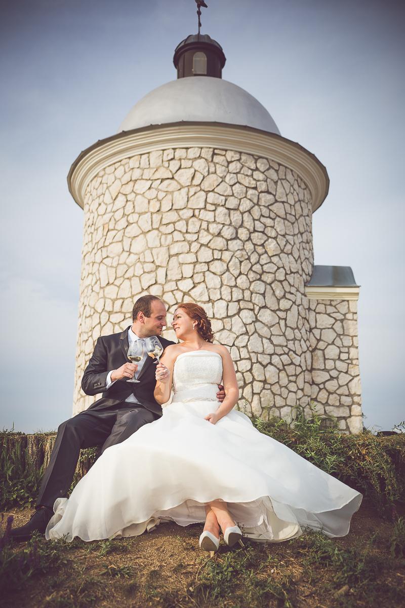 Pohodová svatba na Jižní Moravě plná vína a smíchu, fotografie Lucie Mynářová na blogu Originální Svatba