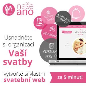 Vytvořte si vlastní svatební web
